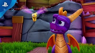 Spyro Reignited Trilogy - Spyro the Dragon Launch Trailer | PS4