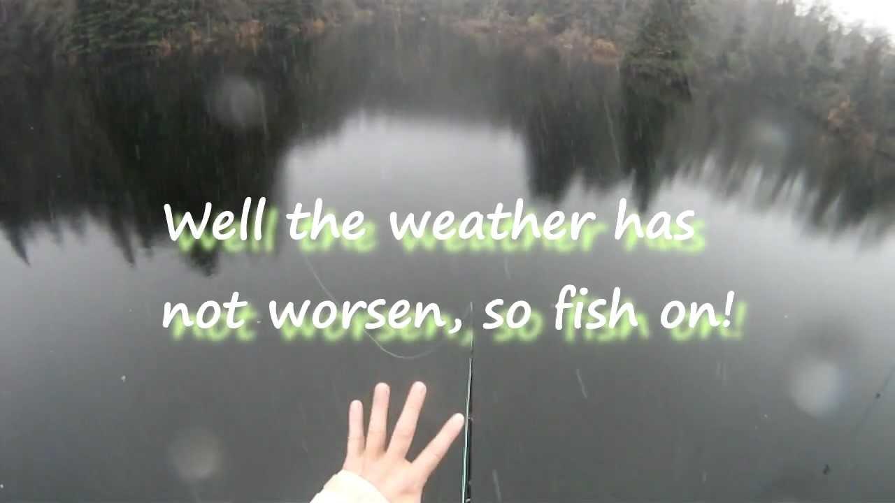 Fishing Rice Lake North Vancouver Bc Youtube