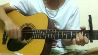 Cứ thế mong chờ [Nguyễn Đình Vũ] - Guitar Cover