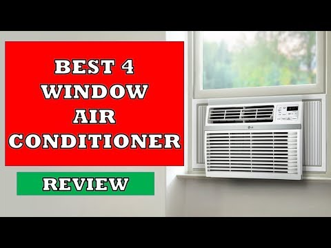 Best 4 Window Air Conditioners In 2020 - Review