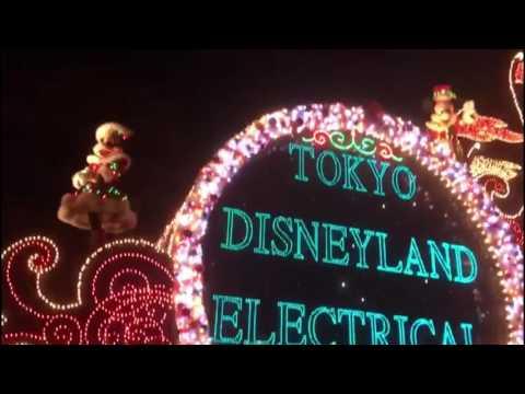 Tokyo DisneyLand - Natal 🇯🇵🎅🏼