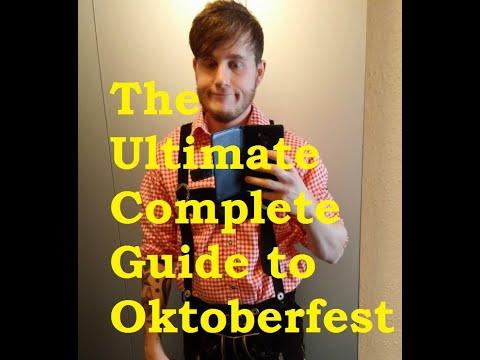 The Ultimate Complete Oktoberfest (Munich) Guide