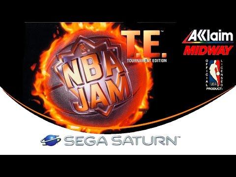 NBA Jam: Tournament Edition [Sega Saturn]