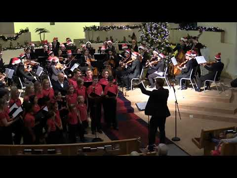 Ringing in the Holidays with the Mainly Mozart Youth Orchestra