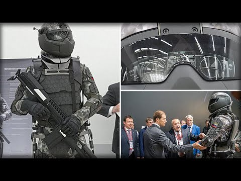 RUSSIA JUST UNVEILED GAME CHANGING REAL-LIFE STORMTROOPER ARMOR THAT WILL STRIKE FEAR IN THE ENEMY