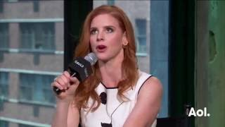 "Sarah Rafferty On ""Suits"" 