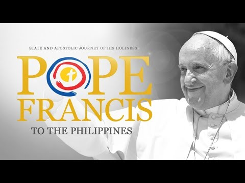 Pope Francis Papal Visit 2015 | Philippines - Day 3 January 17, 2015