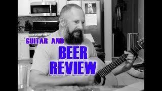 Shiner Sea Salt Lime Beer Review - Guitar Cover - Beautiful Crazy - Luke Combs