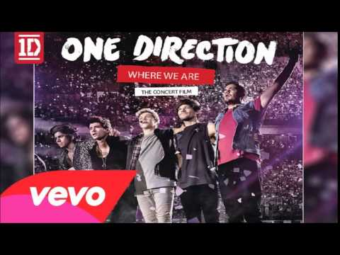 One Direction Live While We're young live in San Siro.