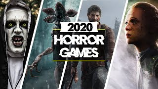 Best Horror Games oḟ 2020 | New horror games 2020 | (PC, PS4,)