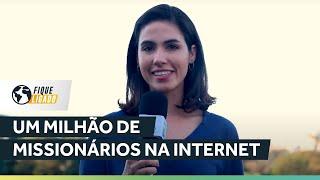 Campanha: Um Milhão de Missionários na Internet   Fique Ligado   PARTE I   IPP TV