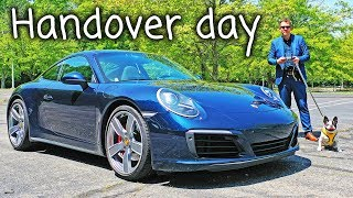 Final goodbye to my Porsche 911 and first look at 992 911