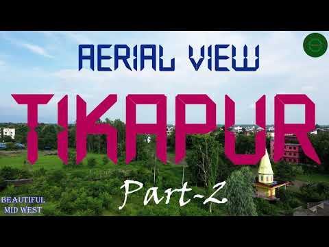 Download Aerial View of Tikapur City     Part-2  ।। टिकापुर बजार ।। भाग २