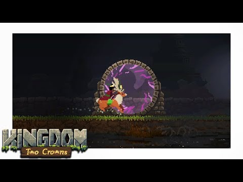 Destroying AND Building PORTALS - SHOGUN - Kingdom Two Crowns Part 3 Gameplay Let's Play