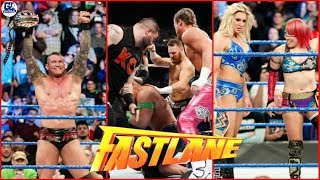 New US Champ | Fastlane 03/11/2018 Highlights Matches & Results