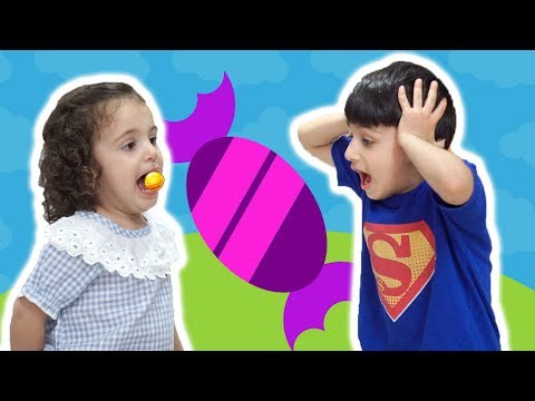 سوبر سمعة وفرح تاكل الشوكولاطة - Super somaa farah stealing chocolate