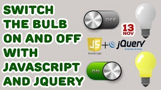 Switching the Bulb On and Off with JavaScript and jQuery #1 - Downloading image assets and jQuery