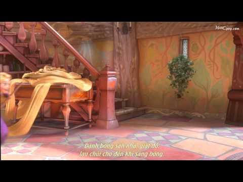 Nhạc phim Công Chúa Tóc Dài 1 ( Nguồn : 360kpop.com)
