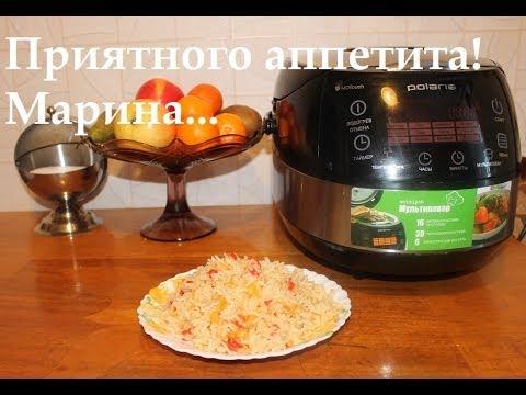 Как приготовить овощное рагу в мультиварке с рисом