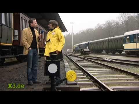 Johannes Schlüter - Jahreszeitenbeauftragter der Bahn | extra 3 | NDR