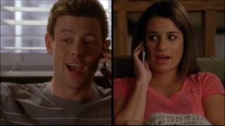 Download Video Glee - Rachel calls Finn 4x19 MP3 3GP MP4