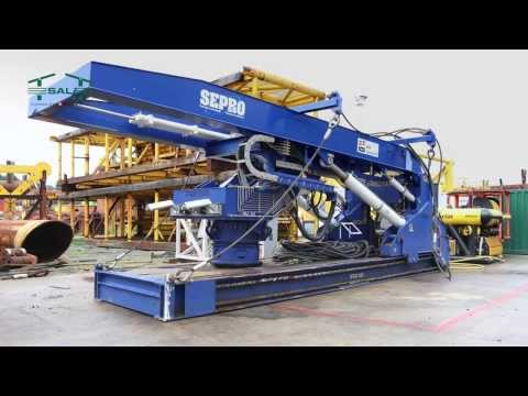 SAL Offshore installs Tidal Turbine (No More Fossil Fuel Sys