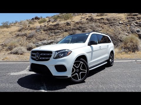 2018 Mercedes Benz Gls 550 4matic