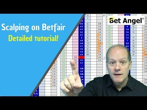 Peter Webb - Bet Angel - Scalping On Betfair Explained - Full Tutorial