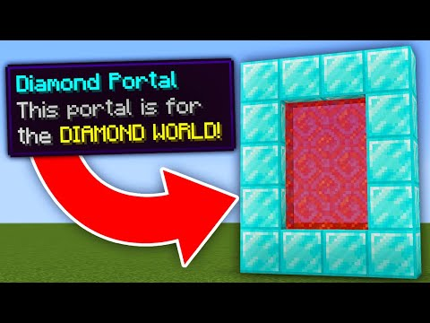 Minecraft, But There Are Custom Portals... - Wisp