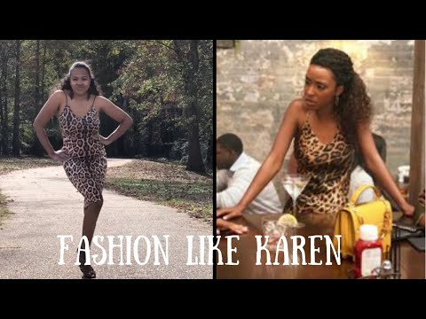 Fashion Like Karen From Tyler Perry's Sistas