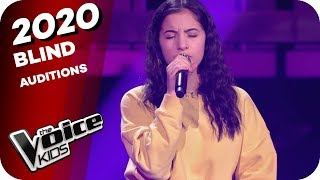 Jess Glynne - I'll Be There (Chiara) | The Voice Kids 2020 | Blind Auditions