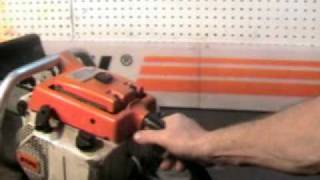 Chainsaw Guy Shop Talk Stihl Chainsaw Avi