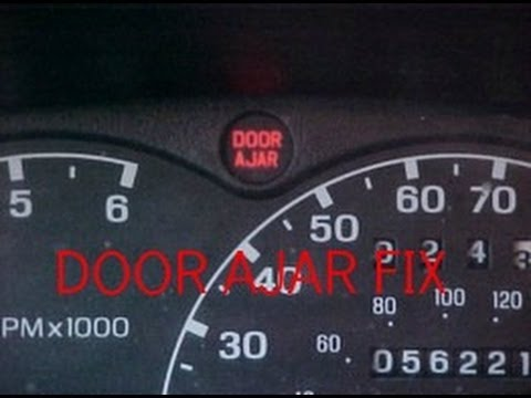 Solved Door Ajar Light Stay On Troubleshooting Tip Ford Explorer
