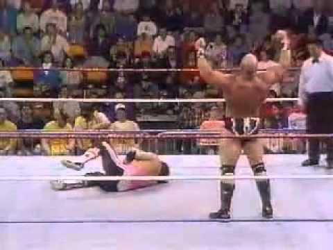 Bret Hitman Hart vs The Warlord (Wrestling Challenge 1991)