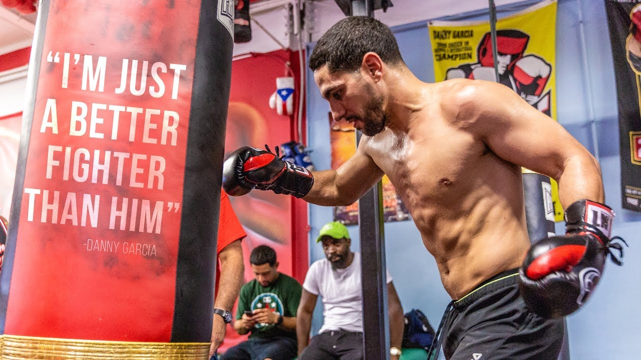 "Danny Garcia on Shawn Porter: ""I'm just a better fighter"""