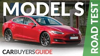 Tesla Model S Review 2017 P100d first impressions