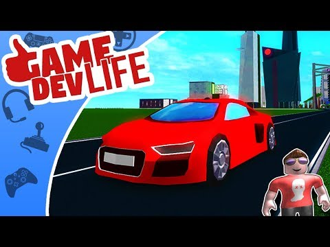 Game Dev Life LIVE w/ Seniac!: PAINTED CARS UPDATE | Roblox