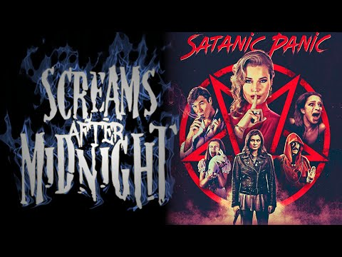 Satanic Panic (2019) Horror Movie Review/Discussion