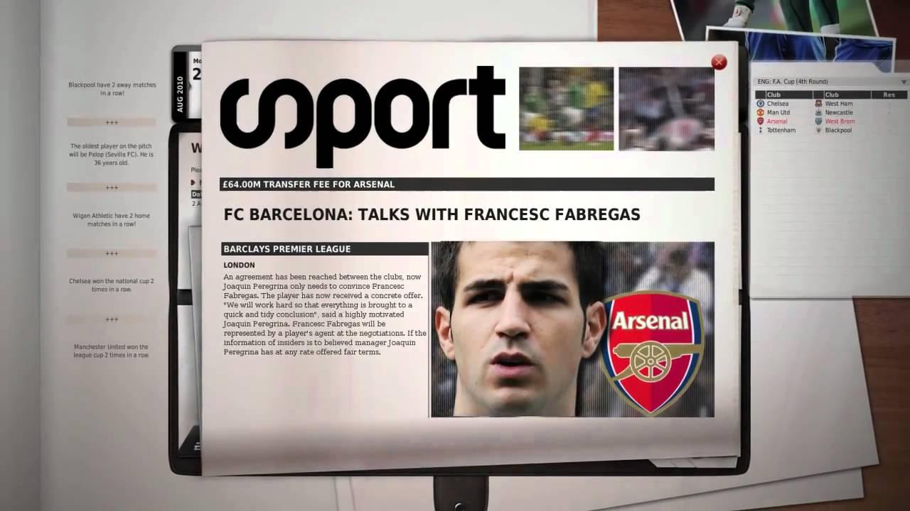 FIFA Manager 11 - Morál rendszer