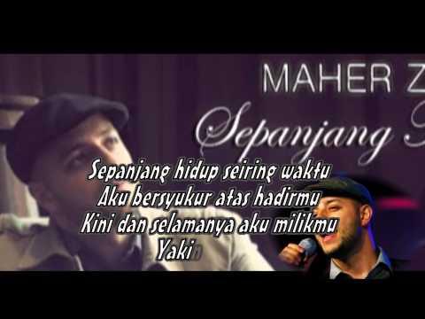 Maher Zain  Sepanjang Hidup Lyrik Created Co2
