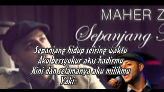 Maher Zain - Sepanjang Hidup (Lyrik) Created Co2
