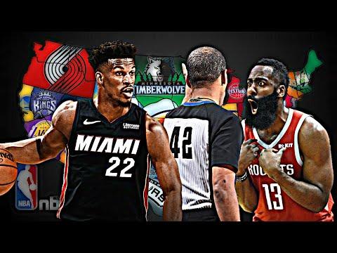 Еженедельный обзор НБА сезон 2019-20: неделя 7
