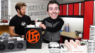 Upgrading our Mainframe with LINUS... (JARVIS PART 1)