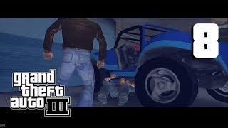 Grand Theft Auto 3 Walktrough #8  - Farewell 'Chunky' Lee Chong