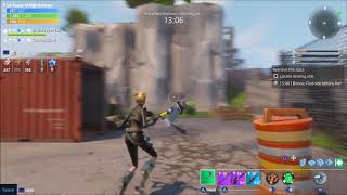 Fortnite Get Hundred Over Nuts and Bolts Craft Ammo