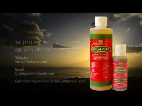 THE BEST OIL FOR MASSAGING AND HEALING.  OIL OF OJAS MAGNUM.
