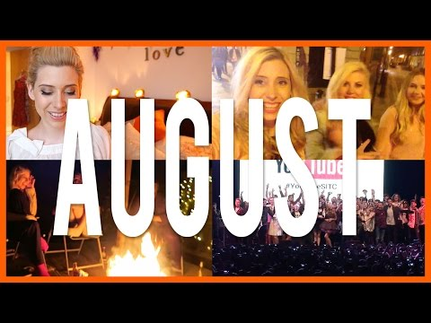 AUGUST | Time of the Month