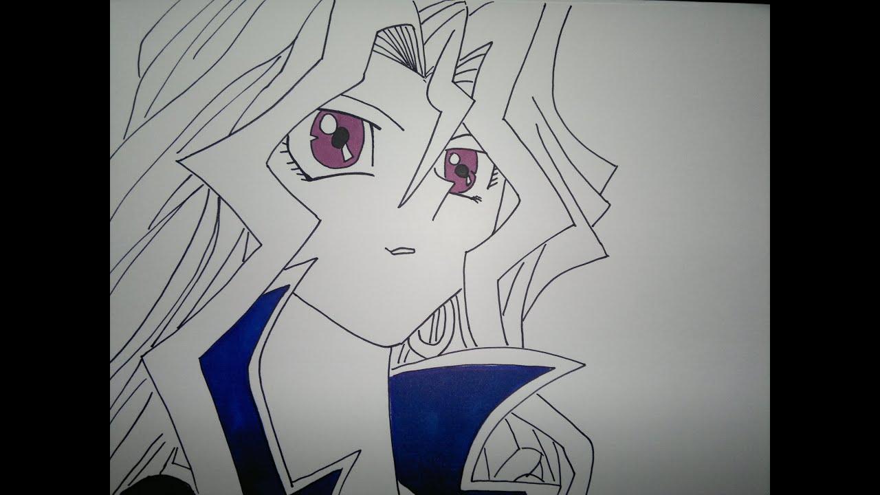 Line Art Valentine : How to draw mai valentine.私のバレンタインの描き方. youtube