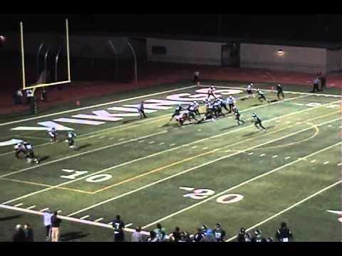 2011 DVC Football Team Highlights