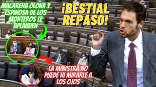 SERGIO SAYAS DESTAPA toda la ESTRATEGIA MEDIÁTICA del GOBIERNO ¡¡Y SE GANA UNA OVACIÓN HISTÓRICA!!